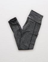 Gray legging