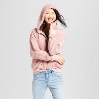 pink sherpa
